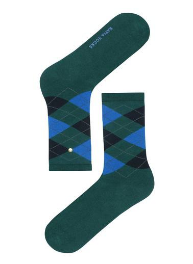Katia & Bony Argyle Kadın Soket Çorap  Yeşil